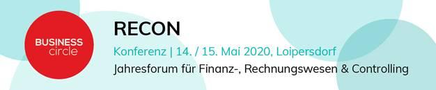 WG: Information RECON 2020 am 14./15. Mai 2020